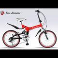 トニーノ ランボルギーニ TL-207 [RED]