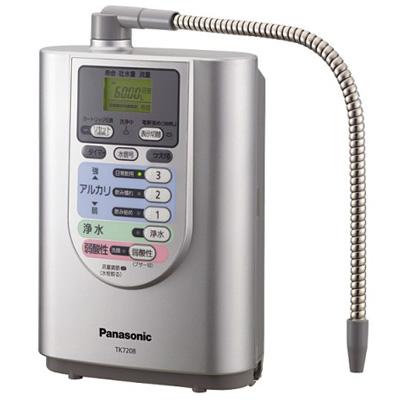 パナソニック アルカリイオン整水器 (TK7208P)
