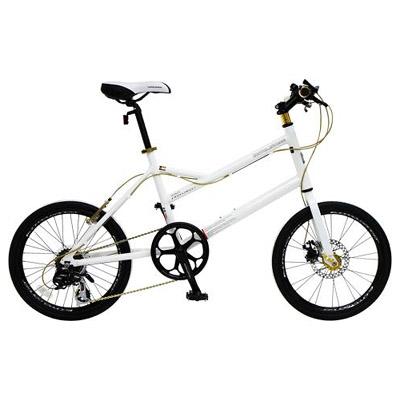 【クリックで詳細表示】ドッペルギャンガー 20インチ自転車 Interlagos(インテルラゴス)「ショートパーツにいたるまでアルミ製部品を採用し、軽量化と基本性能を追求」 :550interlagos